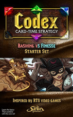 2pg Codex Bashing Vs Finesse Starter Set | GameKnight Games