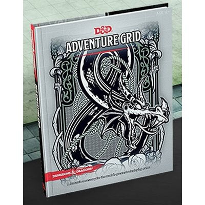 Dd5 Adventure Grid