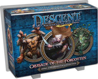 Dj28 Descent Crusade Of The Forgotten | GameKnight Games