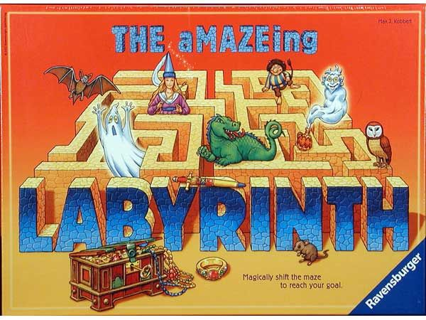 Kg Labyrinth | GameKnight Games