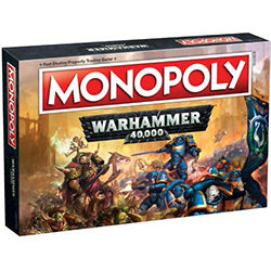 Mg Monopoly Warhammer 40k | GameKnight Games