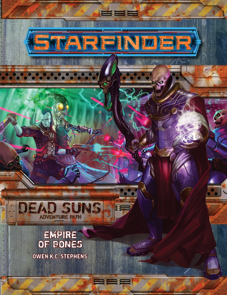 Sf 06 Dead Suns 6/6 Empire Of Bones | GameKnight Games