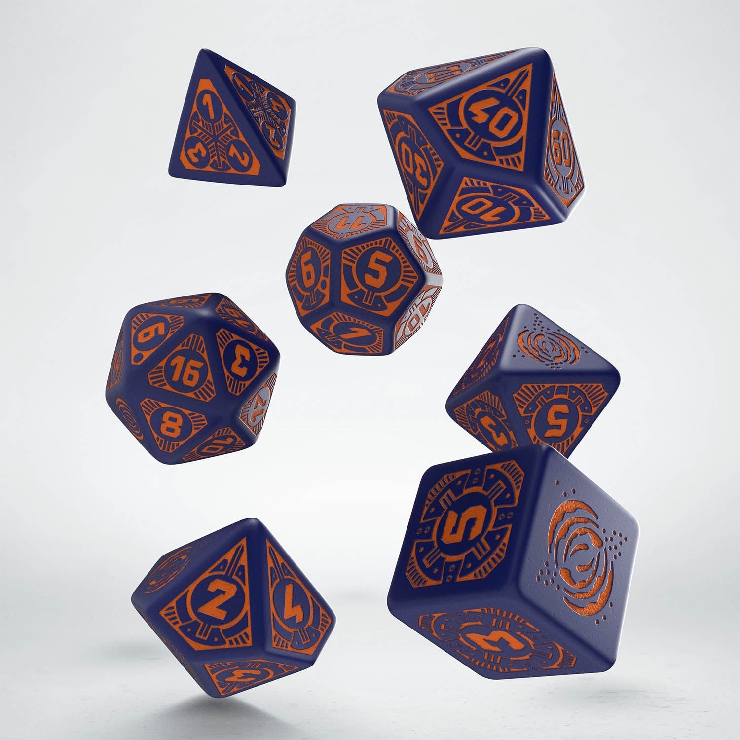 Sf Starfinder Dice Set: Dead Suns | GameKnight Games