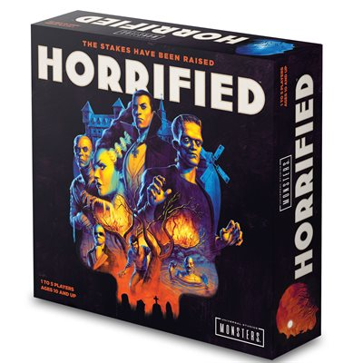 Bg Horrified | GameKnight Games