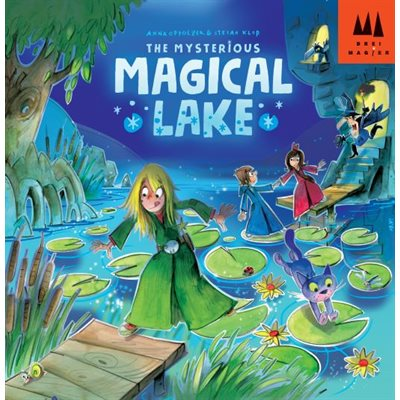 KG Mysterious Magical Lake | GameKnight Games