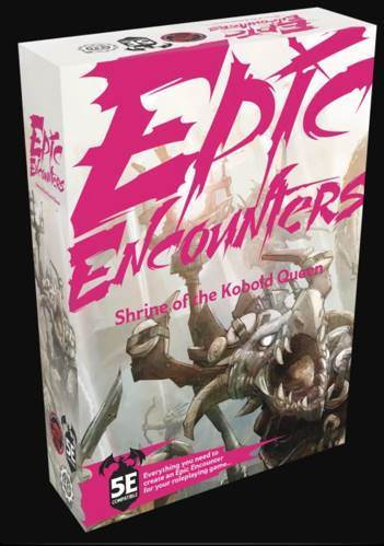 *Pre-Order* Epic Encounters: Shrine of the Kobold Queen *Releases October 12, 2020*