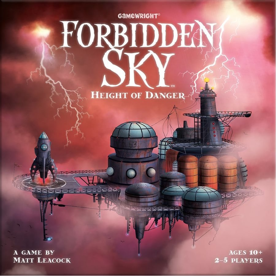 Bg Forbidden Sky | GameKnight Games