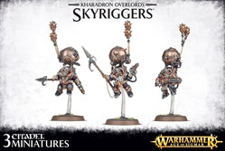 GW AoS Kharadron Overlords Skyriggers | GameKnight Games