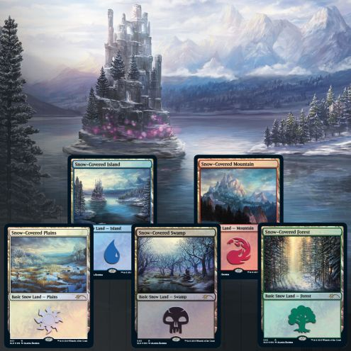 Mtg Secret Lair Drops - Eldraine Wonderland