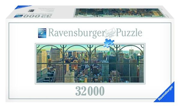 Puzzle Rb 32000 Pcs View Of Manhatten | GameKnight Games