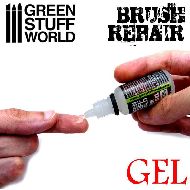 Gsw Paint Brush Repair Gel | GameKnight Games