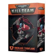 GW Kill Team Commander Fireblade Twinflame | GameKnight Games
