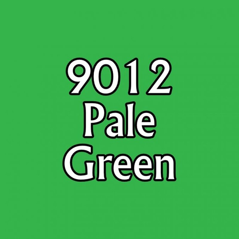 Paint Reaper Msp 1/2 Oz Bottle Pale Green | GameKnight Games