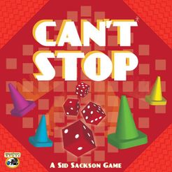 Mg Can't Stop | GameKnight Games