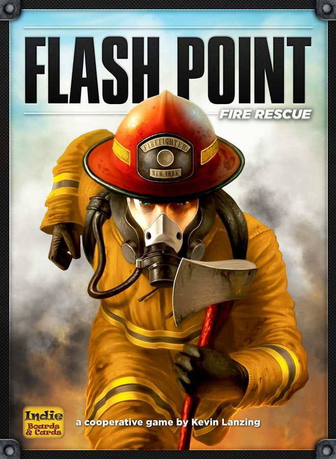 Bg Flash Point Fire Rescue 2nd Ed