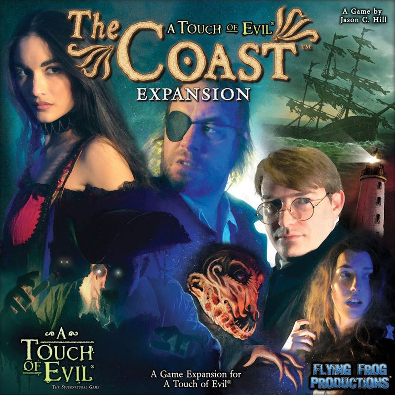 Bg A Touch Of Evil: The Coast