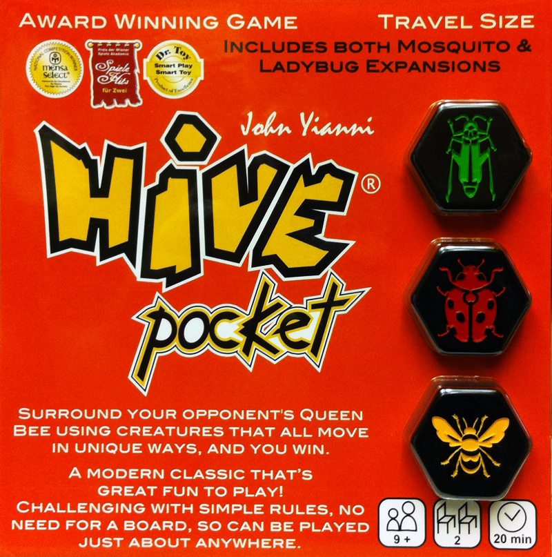 2pg Hive Pocket | GameKnight Games