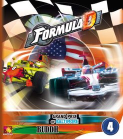 Bg Formula D Exp 4 Baltimore/india | GameKnight Games