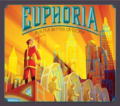 Bg Euphoria: Build A Better Dystopia | GameKnight Games