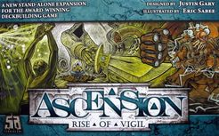 Bg Ascension Rise Of Vigil | GameKnight Games