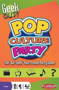 Pg Geek Out: Pop Culture | GameKnight Games