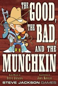 Munchkin The Good The Bad And The Munchkin | GameKnight Games