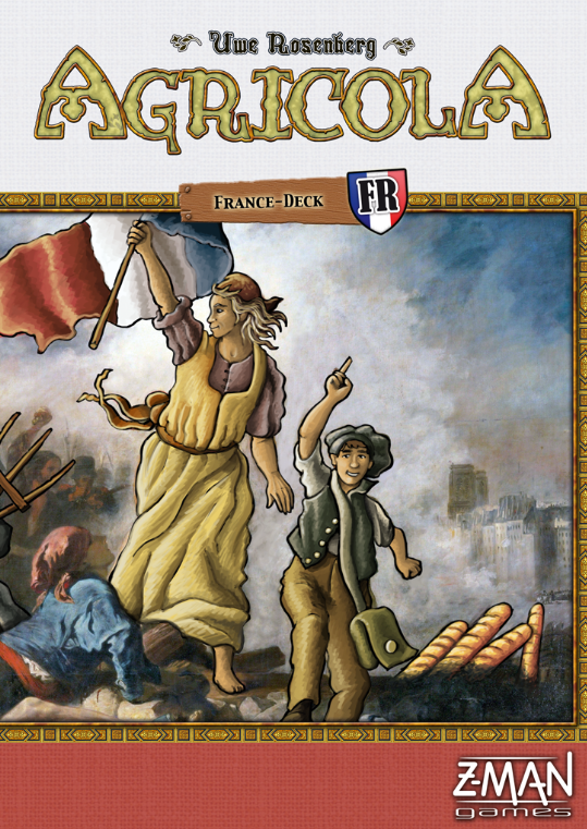 Bg Agricola: France Deck
