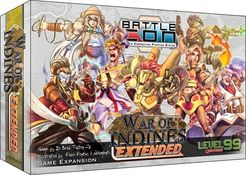 2pg Battlecon War Of Indines Extended | GameKnight Games