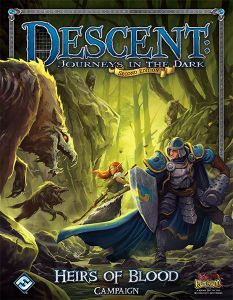 Dj39 Descent Heirs Of Blood Campaign | GameKnight Games