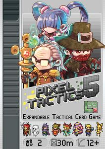 2pg Pixel Tactics 5 | GameKnight Games
