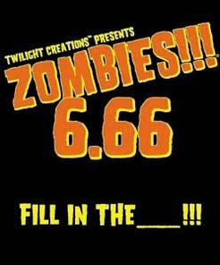 Bg Zombies!!! 6.66 Fill In The _____ | GameKnight Games