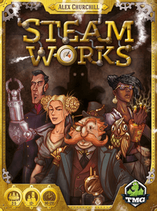 Bg Steam Works | GameKnight Games