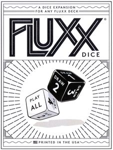 Cg Fluxx Dice Game | GameKnight Games
