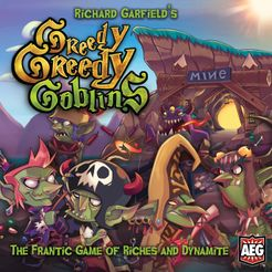 Bg Greedy Greedy Goblins | GameKnight Games