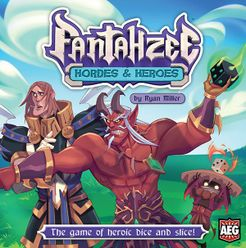Cg Fantahzee: Hordes & Heroes | GameKnight Games