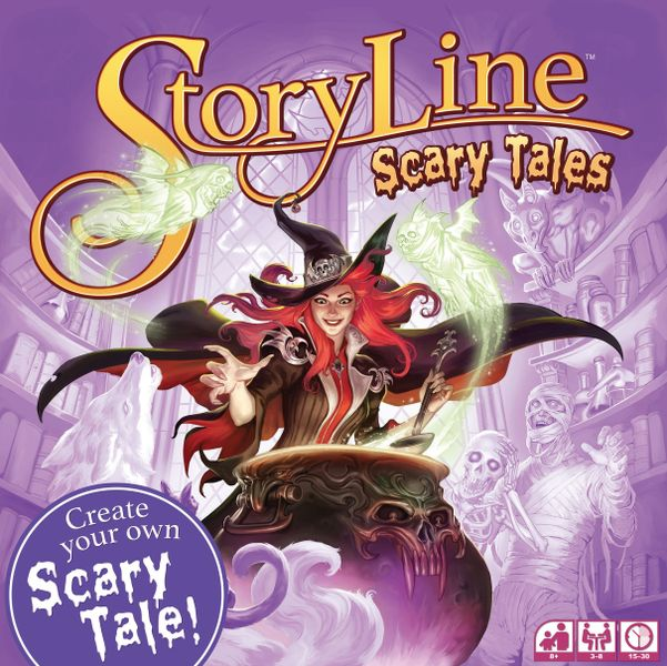 Cg Storyline Scary Tales | GameKnight Games