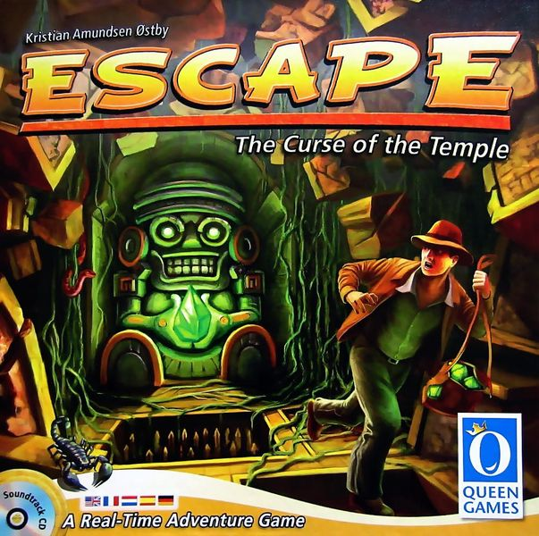 Bg Escape Curse Of The Temple | GameKnight Games