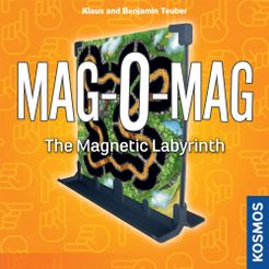 Bg Mag-o-mag | GameKnight Games