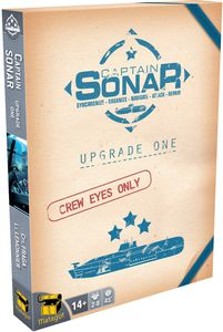 Bg Captain Sonar Upgrade One Expansion | GameKnight Games