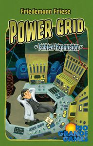 Bg Power Grid Exp Fabled Cards
