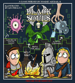 Bg Black Souls | GameKnight Games