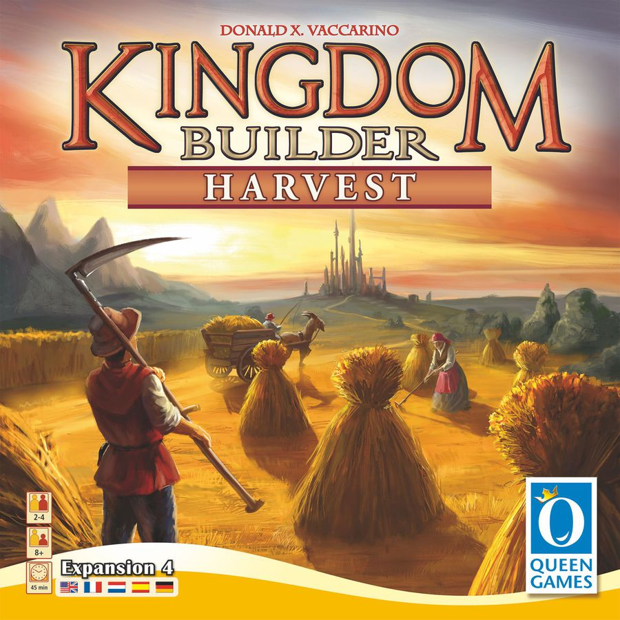 Bg Kingdom Builder Harvest | GameKnight Games