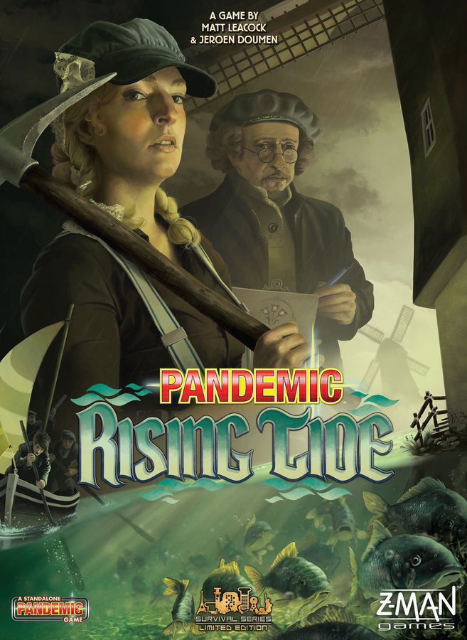 Bg Pandemic: Rising Tide