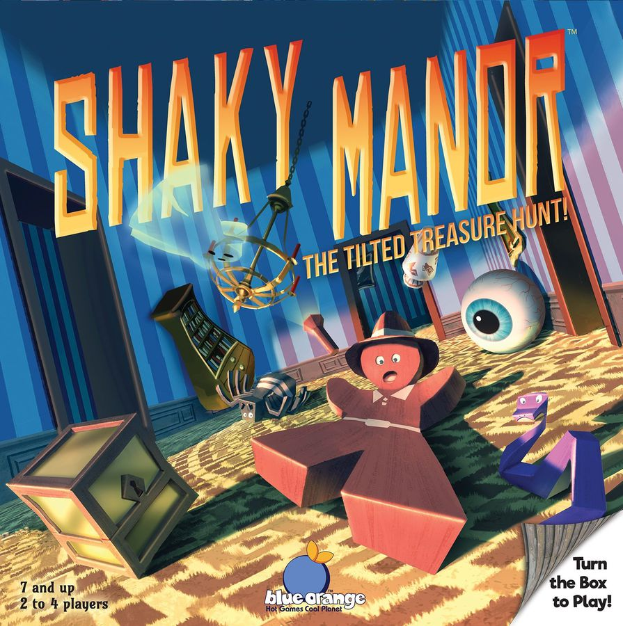 Bg Shaky Manor | GameKnight Games