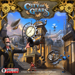 Bg City Of Gears | GameKnight Games