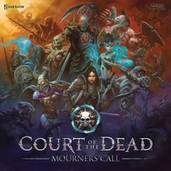 Bg Court Of The Dead: Mourners Call | GameKnight Games