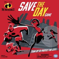 Bg Incredibles Save The Day | GameKnight Games