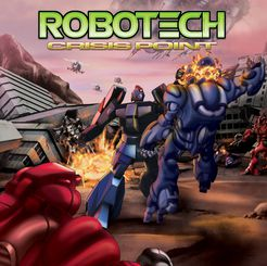 2pg Robotech Crisis Point | GameKnight Games