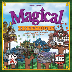 Bg Magical Treehouse | GameKnight Games