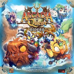 Bg Arcadia Quest Riders | GameKnight Games